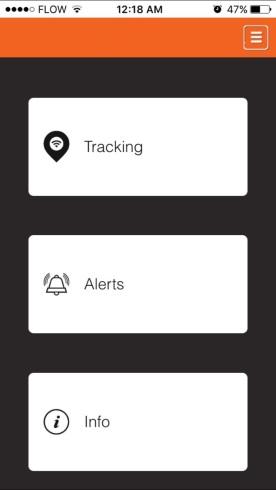 KingAlarm IOS App interface 3