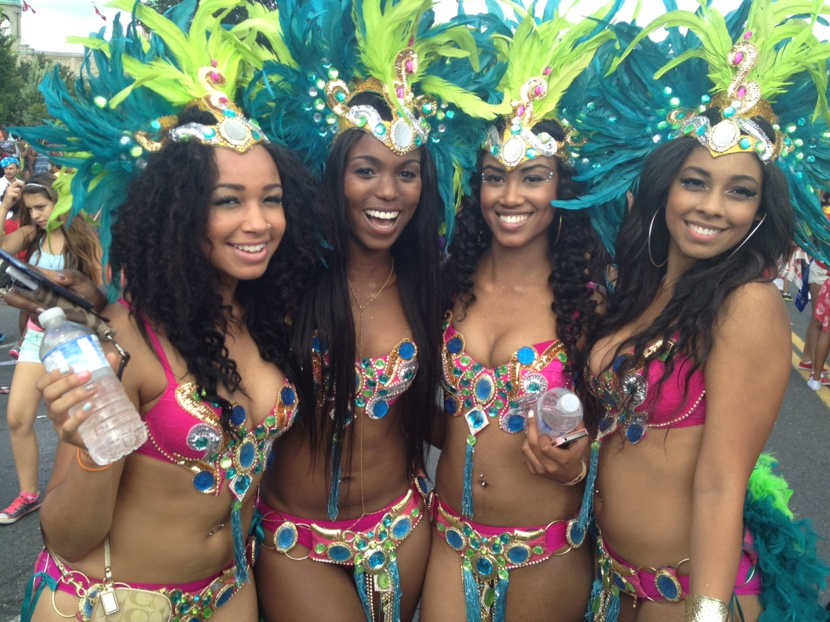 How to Make Your Own CarnivalCostume